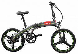 Elektrobicykel HECHT COMPOS