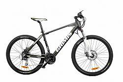 Elektrobicykel HECHT GRIMIS BLACK