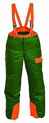 Profesionálne ochranné nohavice CE HECHT 900121 - XXL