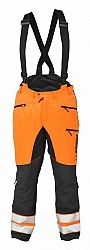 Profesionálne ochranné nohavice CE HECHT 900122M - XXL