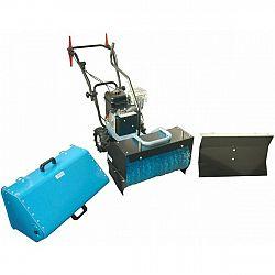 Zametací stroj Güde GKM 6,5 ECO 3v1
